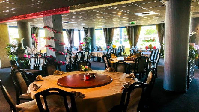 Het restaurant - China Palace - Chinees, Zwolle