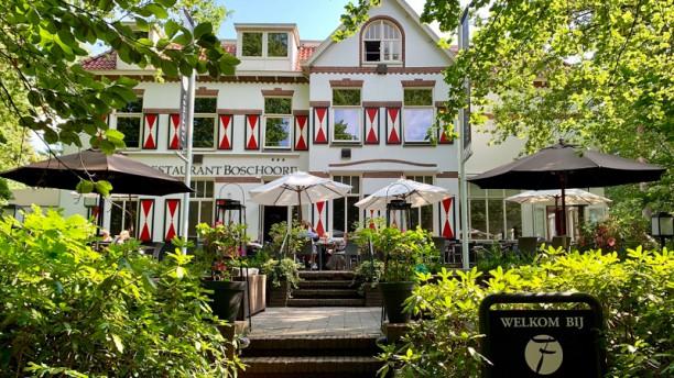 Fletcher Hotel-Restaurant Boschoord Voorzijde Restaurant Fletcher hotel Boschoord