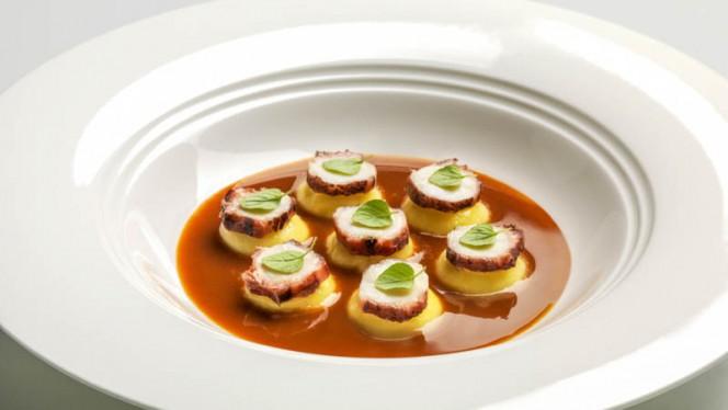 Suggerimento dello chef - Enrico Bartolini, Milan