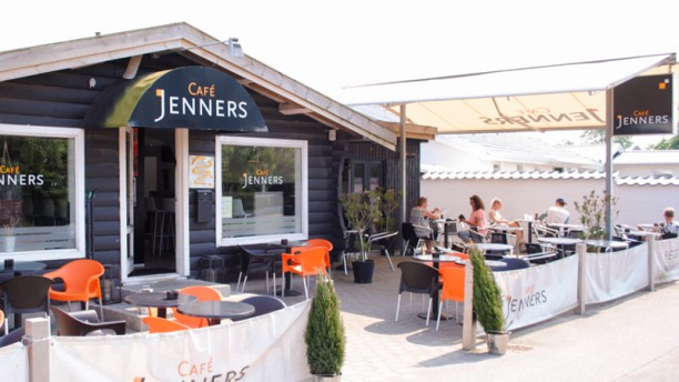 Cafe Jenners Ute