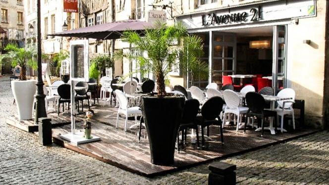 L'Avenue 21 - Restaurant - Caen