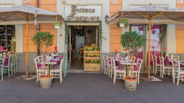 Enoteca Trastevere In Rome Restaurant Reviews Menu And