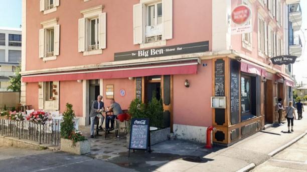 Big Ben Bistrot-bar Façade