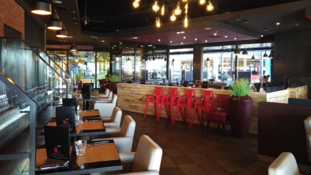 BRuuT Salle du restaurant
