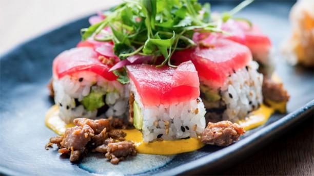 Yoüme Sushi Sugerencia del chef