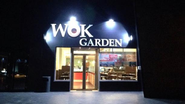 Wok Garden Ciudad de la Imagen Vista entrada