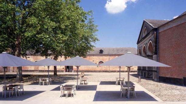 Brasserie du Grand Hornu Terrasse