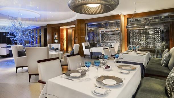Président Wilson - Le Bayview Salle du restaurant
