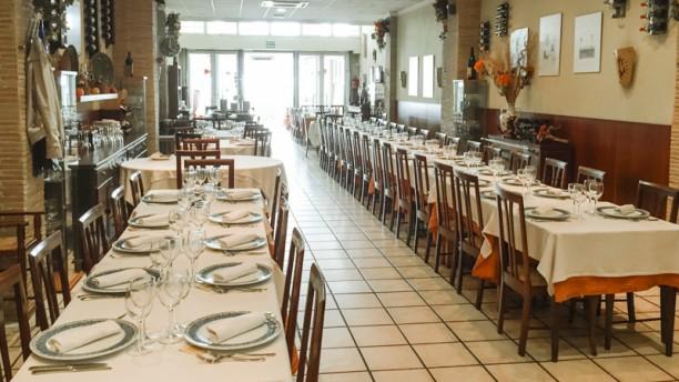Restaurante la paz en valencia la malvarrosa poblats for La comisaria restaurante valencia