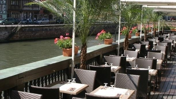 Terrasse Restaurant Strasbourg : Restaurant u00c0 l u0026#39;Ancienne Douane u00e0 Strasbourg (67000