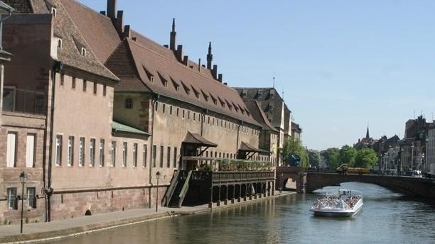 Restaurant Les Douanes Strasbourg