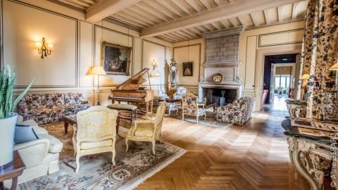 restaurant - Hôtel Château de Noirieux - Château de Noirieux - Briollay