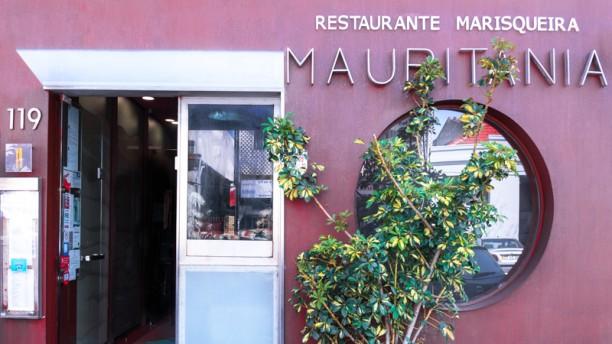 Mauritânia - Matosinhos Entrada