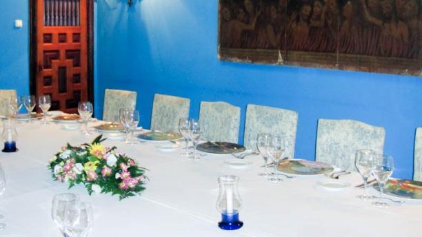 La Albahaca Vista mesa salón