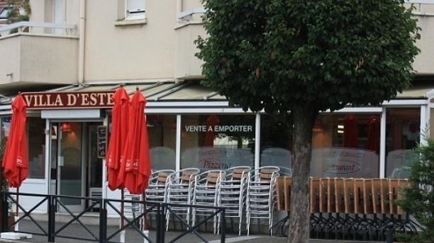 Villa d\'Este a Rungis - Menu, prezzi, immagini, recensioni e ...