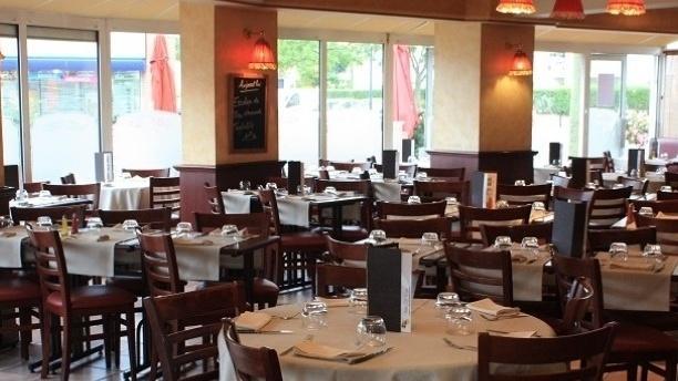 Villa d'Este Salle du restaurant