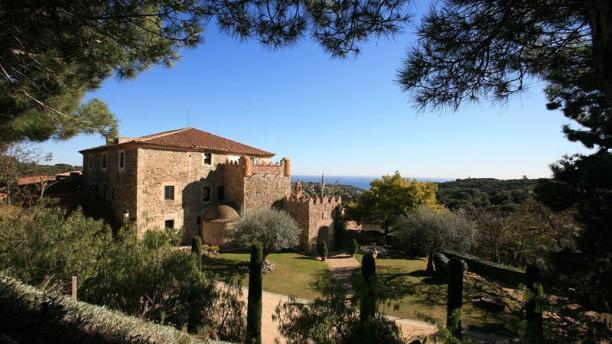 Castell de l'Oliver Vistas