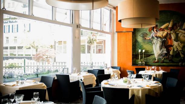 Restaurant Voncken (Hotel) restaurantzaal