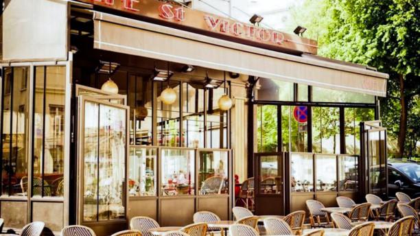 Café St Victor Restaurant