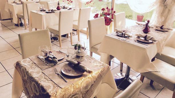 Le Maroc Gourmand tables