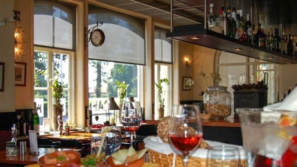 Tapasbar Avenarius Het restaurant