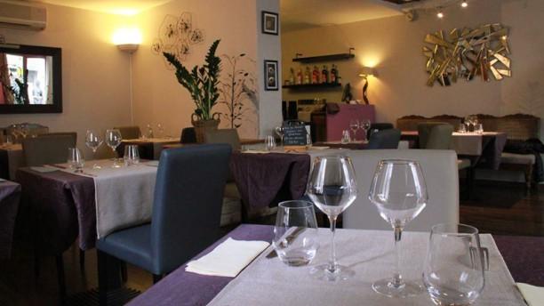 Le 26 Salle du restaurant