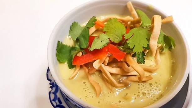 Poh Refined Thai Cuisine Soupe