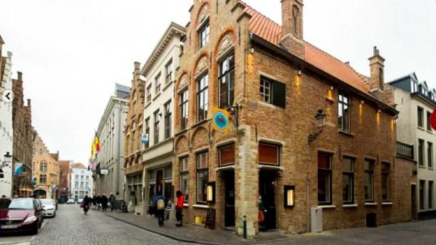 De Gouden Kroes Restaurant's front