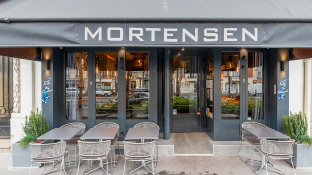 Mortensen Devanture