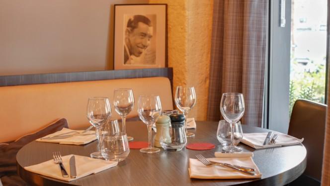 Mortensen - Restaurant - Paris