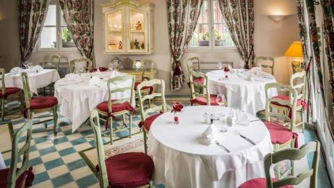 restaurant - Le Jardin de l'Arena - Bagnols-en-Forêt
