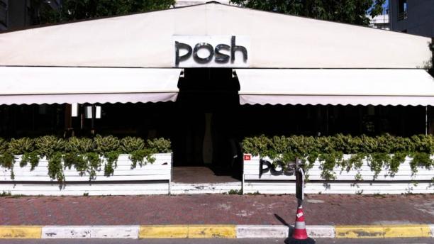 Kalamış Posh The entrance