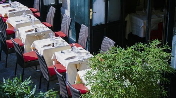 joli cadre et des plats bien pr par s avis de la petite cour paris. Black Bedroom Furniture Sets. Home Design Ideas
