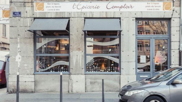 L'Épicerie Comptoir - Croix Rousse façade
