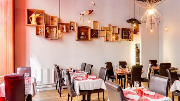 Restaurant Pourquoi Pas intérieur