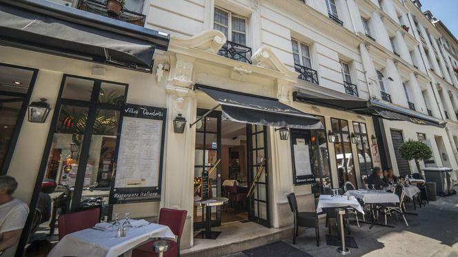 Villa Dondelli - Restaurant - Paris