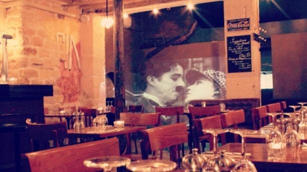 Café Marais Interieur