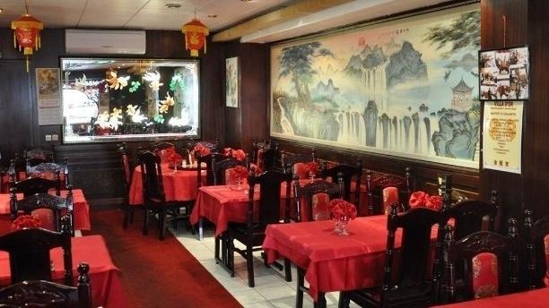Restaurant Asiatique Livry Gargan