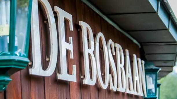Grand Café De Bosbaan Ingang