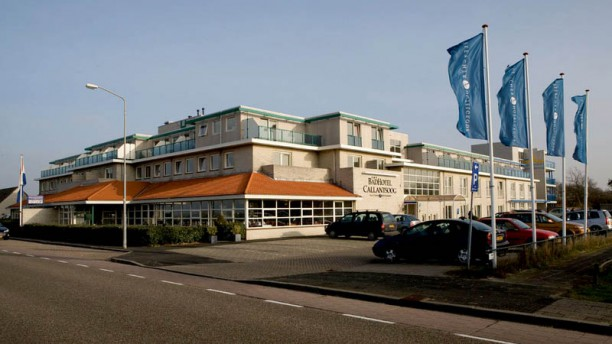 Fletcher Restaurant Callantsoog Ingang