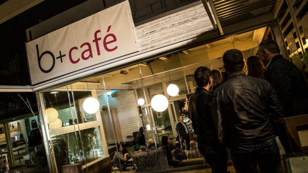 B+ Café Esterno