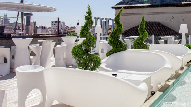 Terraza Gymage In Madrid Restaurant Reviews Menu And