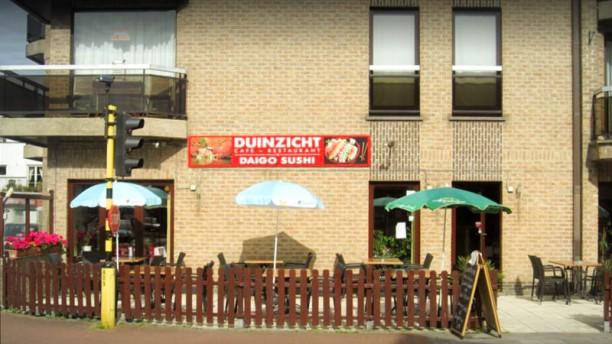 Duinzicht Daigo Sushi Terrasse