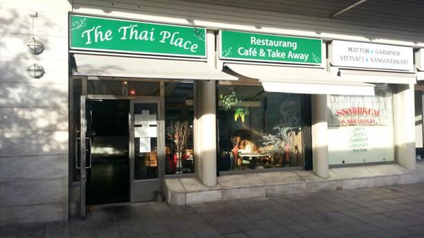 The Thai Place Nacka Ingang