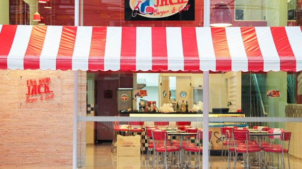 The New Jack Burguer & Grill Entrada