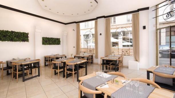 Restaurant Le 76 Vue de la salle