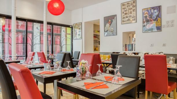 Er Baretto Salle du restaurant