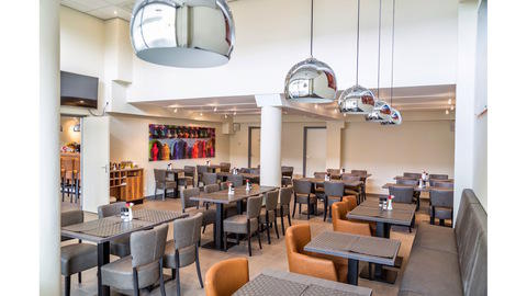 Restaurant Arabisca, Amsterdam