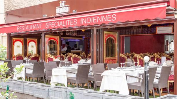 Madras Café Terrasse