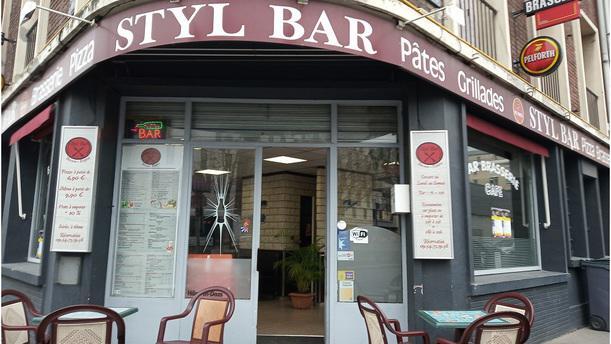Styl Bar devanture